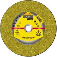 Отрезные круги Klingspor  A 24 Extra