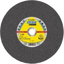 Отрезные круги Klingspor A 36 TZ Special