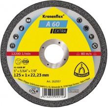Отрезные круги Klingspor A 60 Extra