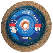 Эластичный лепестковый шлифовальный диск MOST FUTURA LAM FLEX