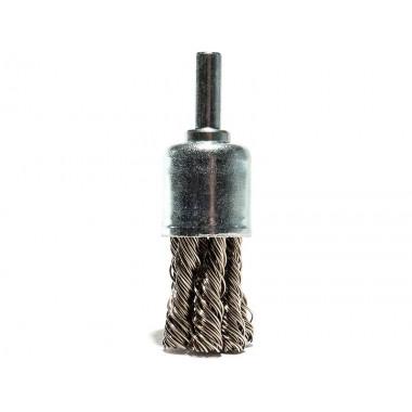Щетка концевая жгутовая (сталь/нерж. сталь)