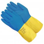 Перчатки Manipula (кислотостойкие)