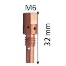 Вставка под наконечник к горелкам M36 (M6х32)