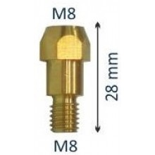 Вставка под наконечник к горелкам M36 (M8х28)