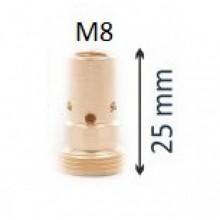 Вставка под наконечник к горелкам M401 (M8х25)